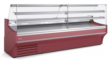 Pastelería.Ancho de 1305 mm.Exposicion 680 mm.