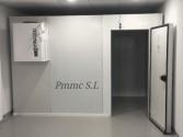 Cámaras frigoríficas sin suelo