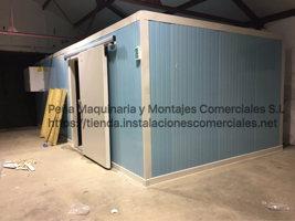 Camara frigorifica panel industrial