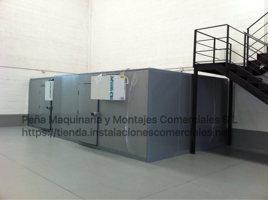 Camaras frigorificas mixtas.Conservacion y congelacion